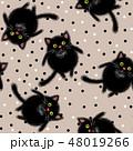 パターン 柄 模様のイラスト 48019266