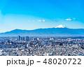 東京都 都市 展望の写真 48020722
