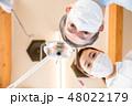 歯医者 歯科医 患者の写真 48022179