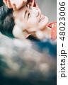 人物 ポートレート 女性の写真 48023006