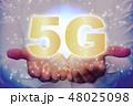 通信 モバイル コードの写真 48025098