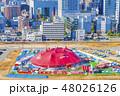 大阪 梅田 再開発地域  48026126