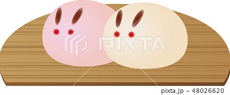 兎饅頭 48026620
