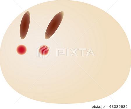 兎饅頭 48026622