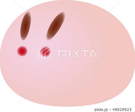 兎饅頭 48026623