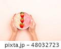スムージー いちご イチゴの写真 48032723