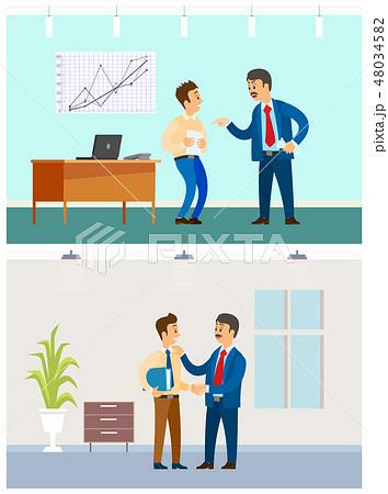 Boss and Employee Relationship, Bad or Good Job 48034582