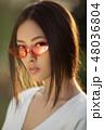 めがね メガネ 眼鏡の写真 48036804