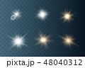 バックグラウンド ビーム 光のイラスト 48040312