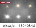 バックグラウンド ビーム 光のイラスト 48040348