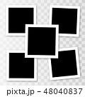 黒色 黒 ブラックのイラスト 48040837