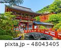 日本三大稲荷 楼門 祐徳稲荷神社の写真 48043405