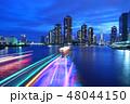 東京隅田川の夜景 48044150