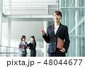 ビジネス 女性 オフィスの写真 48044677