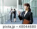 ビジネス 女性 オフィスの写真 48044680
