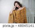 女性 ヘアスタイル 女の子の写真 48045141