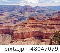 アメリカ合衆国 アリゾナ州 グランド・キャニオン マーサー・ポイントにて 48047079