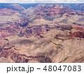 アメリカ合衆国 アリゾナ州 グランド・キャニオン マーサー・ポイントにて 48047083