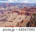 アメリカ合衆国 アリゾナ州 グランド・キャニオン マーサー・ポイントにて 48047085