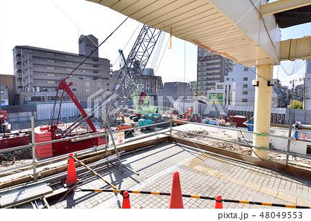 塚口さんさんタウン3番館解体工事 兵庫県尼崎市 2019年2月6日撮影 48049553