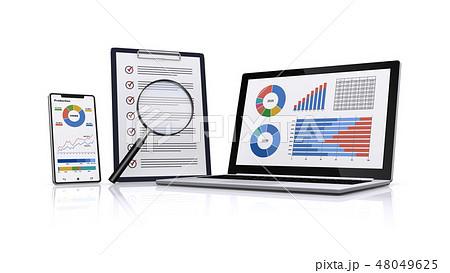 ビジネス資料をルーペで検索する 48049625