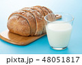 牛乳 48051817