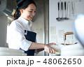 キッチン 厨房 レストランの写真 48062650
