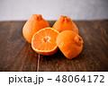 フルーツ オレンジ オレンジ色の写真 48064172