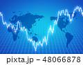 経済イメージ素材 48066878