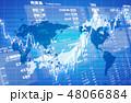 経済イメージ素材 48066884