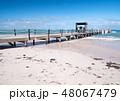 ビーチ すな 砂の写真 48067479
