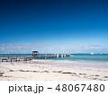 ビーチ すな 砂の写真 48067480