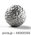 凹凸表面の物体 48068366