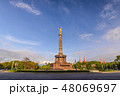 Berlin Germany, skyline Victory Column Siegessaule 48069697