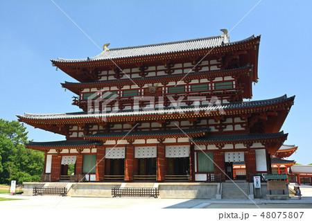 奈良・薬師寺 48075807