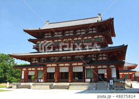 奈良・薬師寺 48075814
