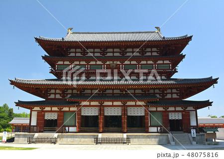 奈良・薬師寺 48075816