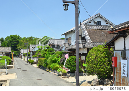 奈良・西ノ京 48076078