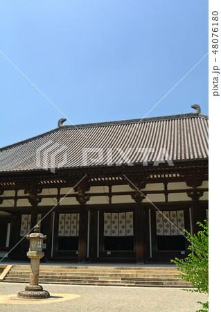 奈良・唐招提寺 48076180