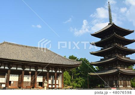 奈良・興福寺 48076598