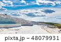 Amazing white Pamukkale, Turkey 48079931