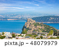 Aragonese Castle , Ischia Island, Italy. 48079979