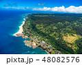 《ハワイ》オアフ島北部・ノースショアの海岸線 48082576