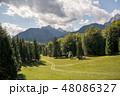 Wetterstein Mountains, Bavaria, Germany 48086327