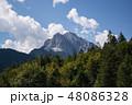 Wetterstein Mountains, Bavaria, Germany 48086328