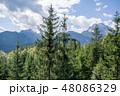 Wetterstein Mountains, Bavaria, Germany 48086329
