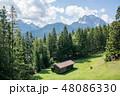 Wetterstein Mountains, Bavaria, Germany 48086330