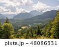 Wetterstein Mountains, Bavaria, Germany 48086331