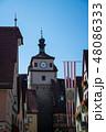 Rothenburg ob der Tauber, Bavaria, Germany 48086333