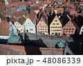 Rothenburg ob der Tauber, Bavaria, Germany 48086339